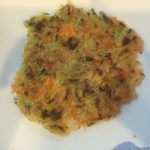 Cabbage Dinner Pancake or Parantha