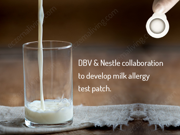 Nestle partners with DBV Technologies