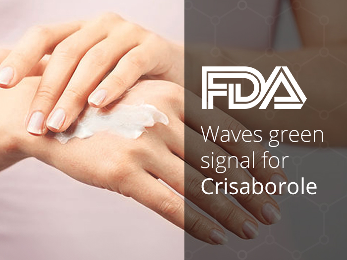 Crisaborole Gets FDA Approval For Treatment of Atopic Dermatitis