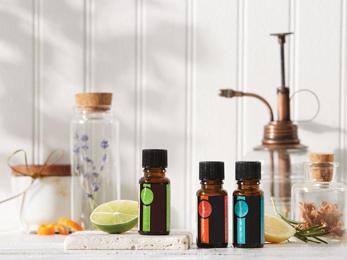 Essential Oils for Eczema Care