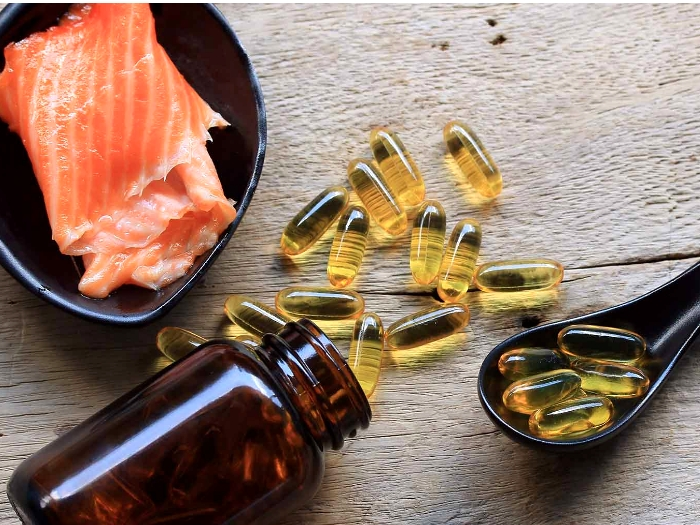 Fish oil for eczema Treatment