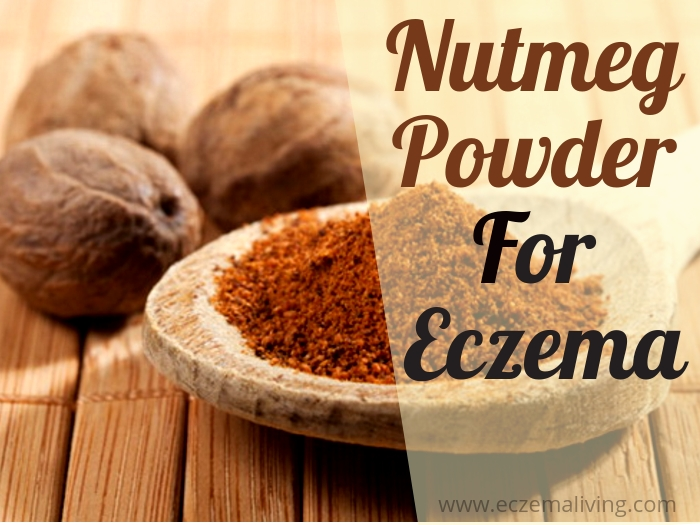 Nutmeg Powder For Eczema Scars