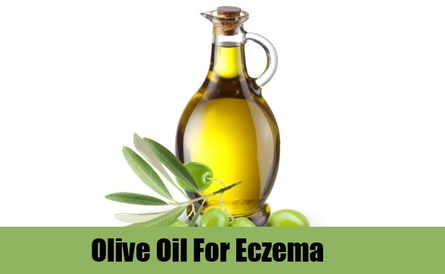 Olive Oil for Eczema