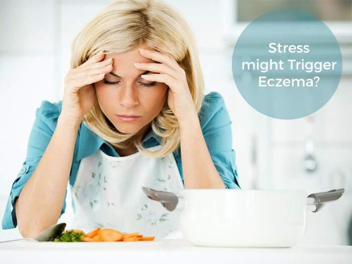 Eczema And Stress: Can Stress Trigger Eczema?