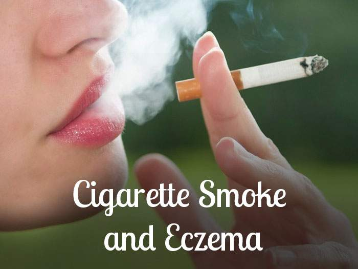 Smoking and Eczema – Can Cigarette Smoke Make Eczema Worse?