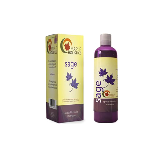 Maple Holistics Sage Shampoo for Dandruff