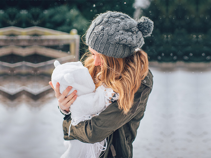How to Prevent Baby Eczema in Winters