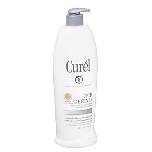 Curel Itch Defense Lotion