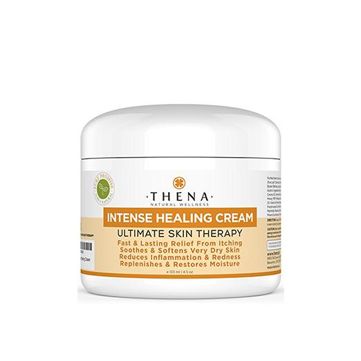 Best Intense Healing Cream Moisturizer For Eczema