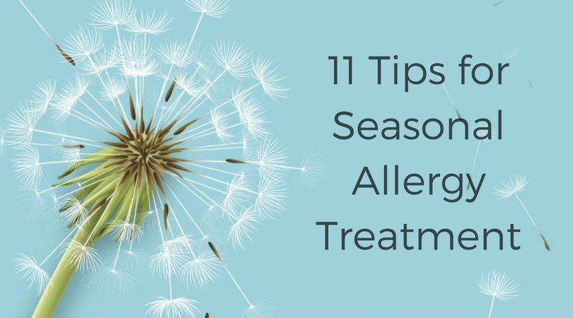 Seasonal allergy | symptoms | Causes | Treatment tips