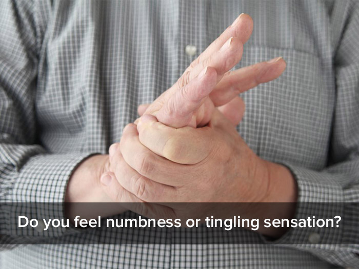 Numbness-Or-Tingling-Sensation