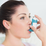 What is inflammation of airways in Asthma
