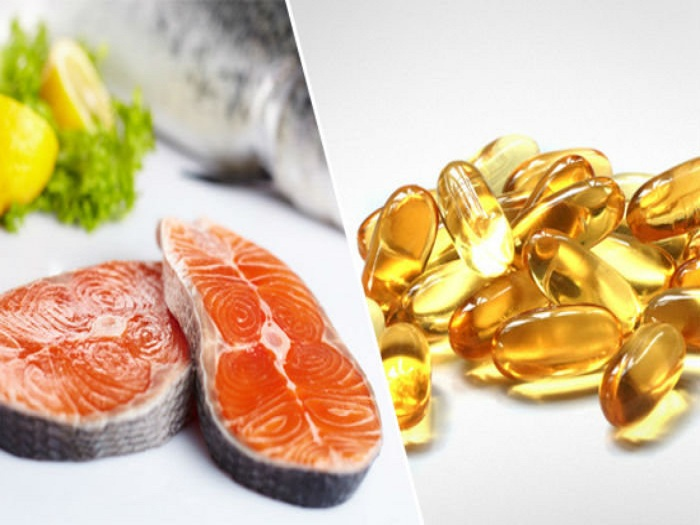 omega-3 fatty acids for itchy skin