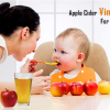 How does apple cider vinegar help eczema