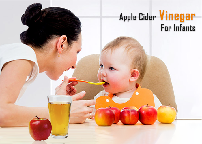 Does Apple Cider Vinegar Help Treat Infant Eczema?