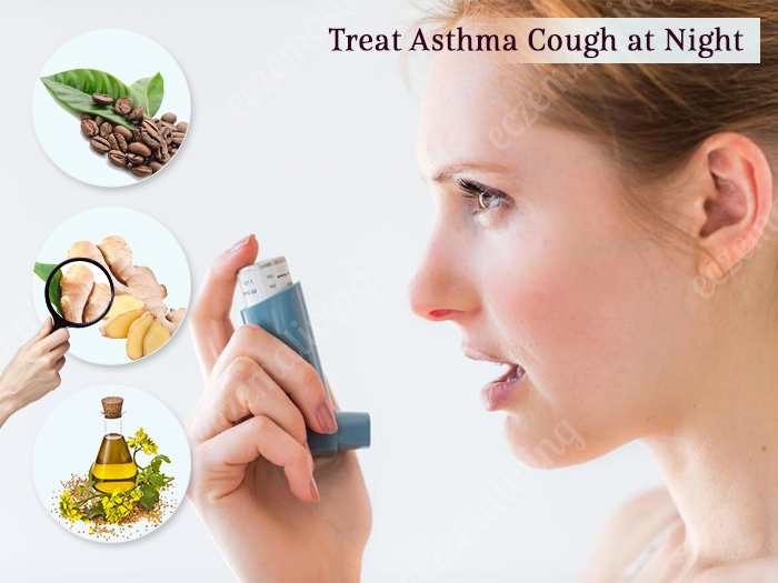 Coughing At Night – Home Remedies for Asthma Cough at Night