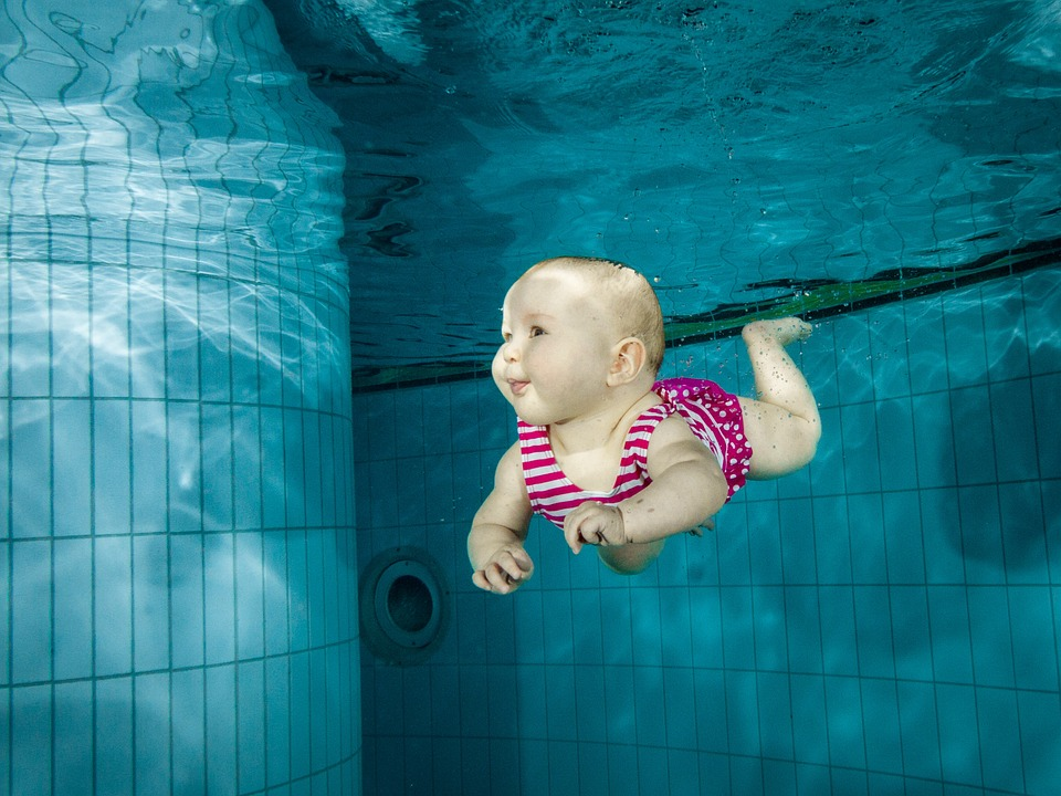 Eczema and Swimming Pools for Babies