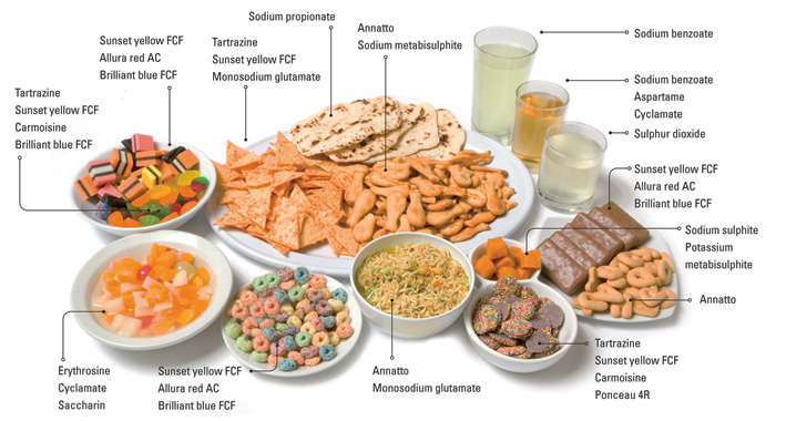 Artificial Food Additives