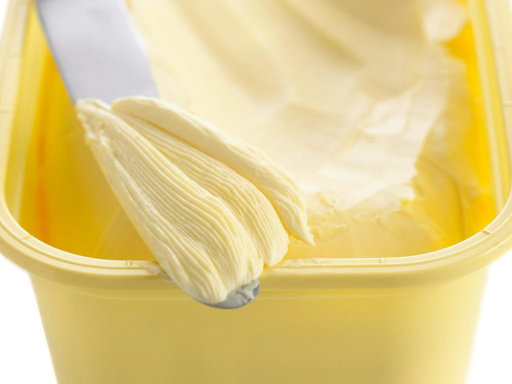 Margarine food to avoid if you have eczema