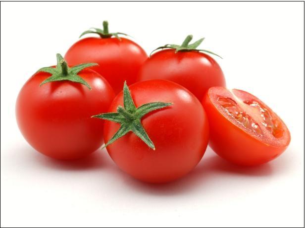 tomato and eczema