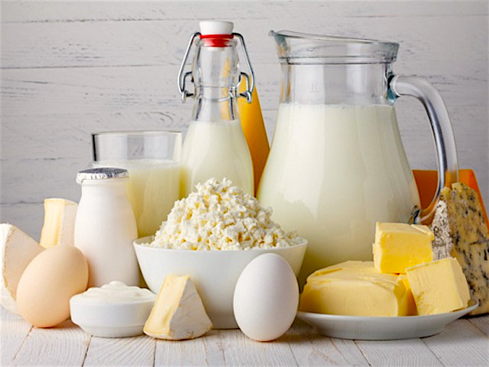 Dairy products to avoid for eczema