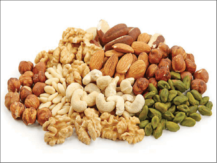 Dried fruits to avoid for eczema
