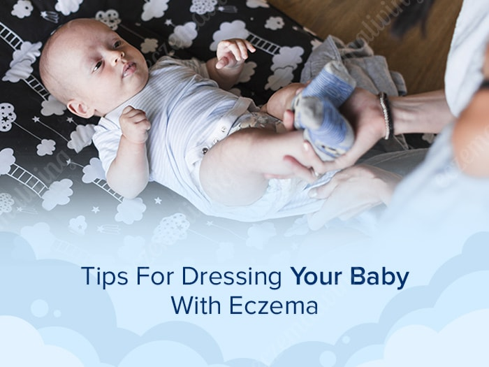 Cotton Clothing For Babies With Eczema – Tips to Prevent Skin Flare ups