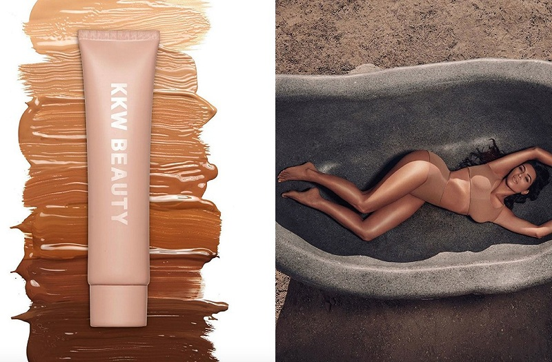 Kim Kardashian Is Coming Out With a New KKW Beauty Foundation