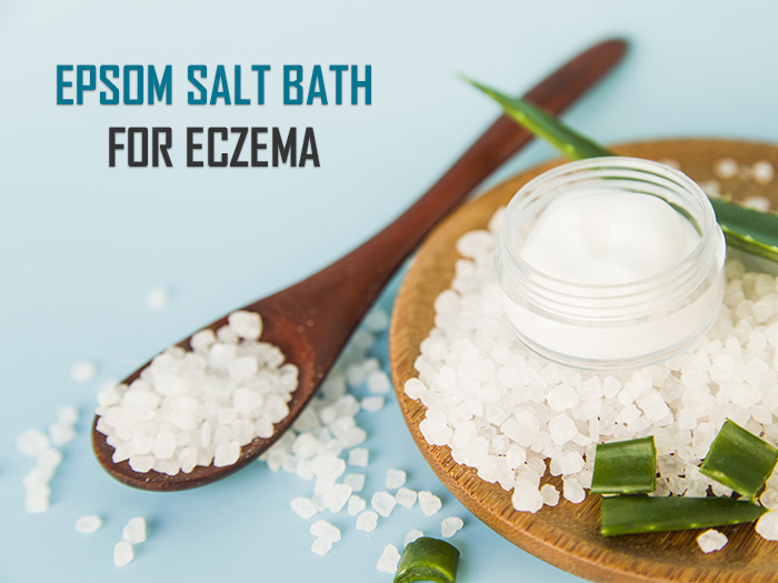 Epsom Salt Bath for Eczema – Is It Good? How To Use It?