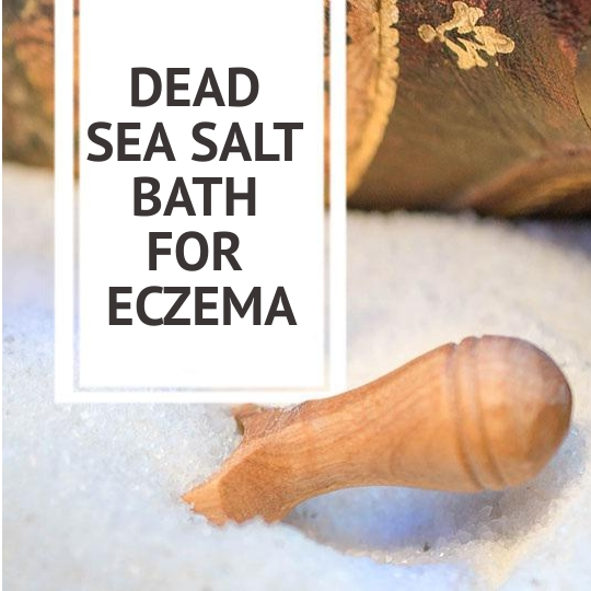 Dead Sea Salt For Eczema – Bath Solution & Benefits